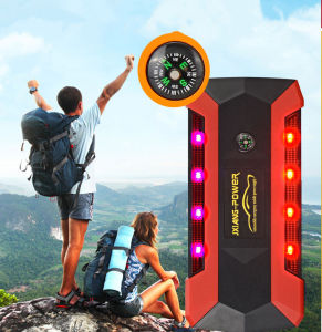 16800mAh Rechargeable Emergency Power Bank Emergency Car Jump Starter pictures & photos