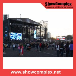 Full Color P4 Outdoor LED Screen pictures & photos