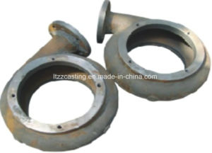 Pump Body Precision Casting Machinery Parts pictures & photos