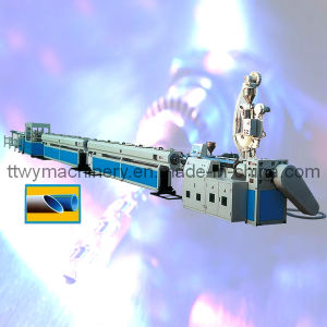 High Speed Heat-Resisting PE-Rt Pipe Manufacturing Machine (TPVCG-630) pictures & photos