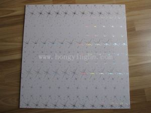 PVC Ceiling Panel and 595X595X7mm pictures & photos
