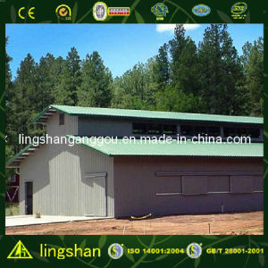 Prefabricated House with Gsg Certification (LS-S-080) pictures & photos