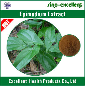 High Quality Natural Epimedium Extract Powder
