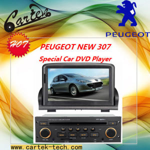 Peugeot New 307 Special Car DVD Player