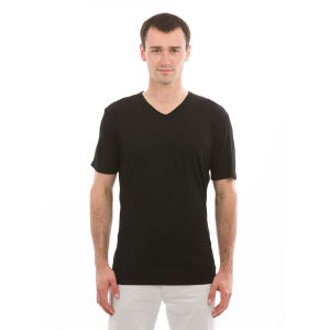 Wholesale Mens High Quality Bamboo Tee Shirts pictures & photos