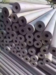 304/304L Seamless Stainless Steel Tube From China Manufacturer pictures & photos