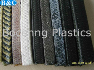 Braided PTFE/Teflon Packing pictures & photos