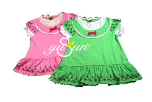 Children Wear / Girl′s Skirt / Girl′s Garment / Girl′s Wear (CH0005) pictures & photos