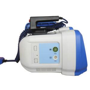 Biphasice Defibrillator with SpO2, ECG, Hr