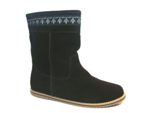 Lady Fashion Boot (A0162B-L7285-G062)