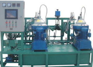 Heavy Fuel Oil Separator Unit (DA-XXX-S/O)