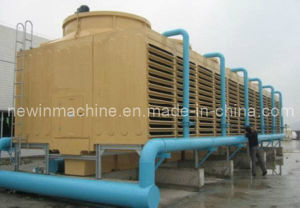 Cross Flow Square Type Cooling Tower (NST-1000/M) pictures & photos