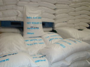 Soda Ash Light 99.2% Min (Industrial/Food Grade) pictures & photos