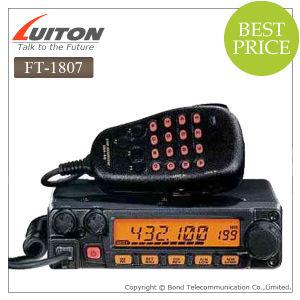 Yaesu FT-1807 UHF400-470MHz Base Station Radio pictures & photos