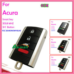 Smart Key for Auto Acura with 3+1 Buttons 313.8MHz FCC Idm3n5wy8145 pictures & photos
