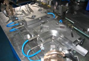 Injection Plastic Molding for Inverted Stopper pictures & photos