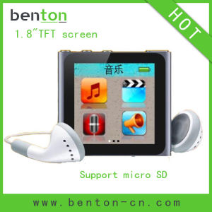 6th Generation MP4 Player (BT-P260S)