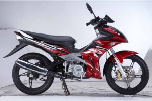 Motorcycle/Moped Motorcycle/Cub Motorcycle/Motorbike (SP125-6A)