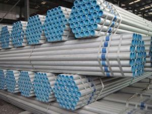 Hot-Dipped Galvanized Steel Pipe (BS1387) pictures & photos