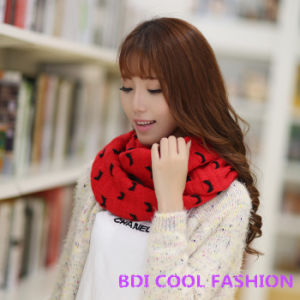 New Design Hot Selling Warm Scarf (Cyx-105) pictures & photos