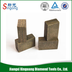 China Diamond Tools for Granite and Marble Cutting Segments pictures & photos
