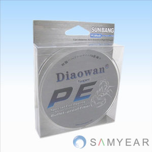Diaowan Super Strong Strength PE Fishing Line pictures & photos