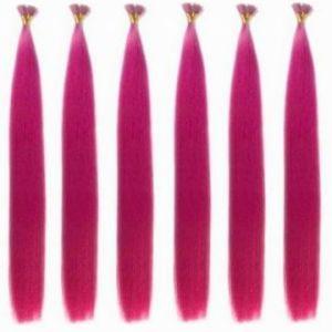 Human Hair Pre-Bonded Hair Extensions