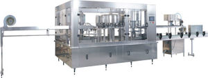 Washing Filling Capping Machine for Water with Good Quality 5000b/H (CGF16-12-6) pictures & photos