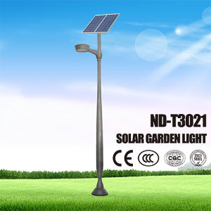 12.6V 24.2ah Lithium Battery 9watts LED Outdoor Solar Lights pictures & photos