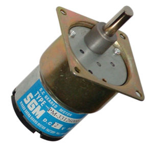 DC Gear Motor (for Garbage Disposers) pictures & photos