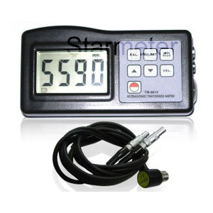 Ultrasonic Thickness Gauge Meter TM-8812 pictures & photos