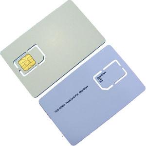 3G Mobile Phone TDS-CDMA Test Card for Startport