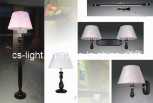 Black Decoration Resin 4-Star Hotel Lamp Sets (CTH081)
