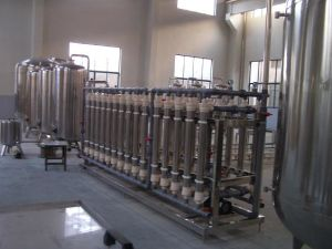 Water Treatment Plant / Water Filter / Hollow Fiber Ultra Filter (DRUF)