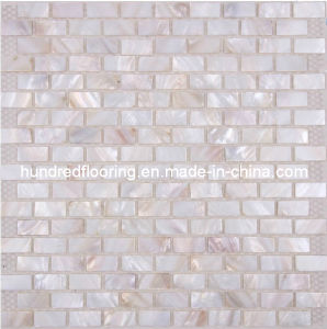 Shell Mosaic Mother of Pearl Tile (HMP70) pictures & photos