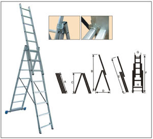Extension Ladder (EN131/SGS)