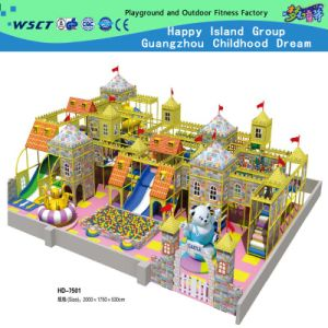 Park Equipment Indoor Soft Playground for Toddler (MT-7301) pictures & photos