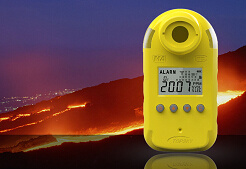 Portable Single Gas Detect Chlorine (Cl) Gas Detector pictures & photos
