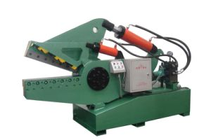 Hydraulic Metal Scissors, Hydraulic Metal Shear, Thick Metal Shearing Machine pictures & photos