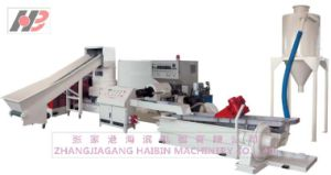 PE, PP Film Recycling and Granulation Line