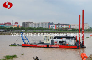 Stock Cutter Suction Dredger for Sale pictures & photos