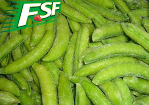 IQF Sugar Snap Pea