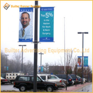Metal Street Pole Advertising Flag Equipment (BT-BS-062) pictures & photos