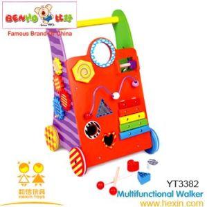 Wooden Toys-Multifunctional Walker (YT3382 )