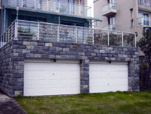 Automatic Door Garage (40mm thick) pictures & photos