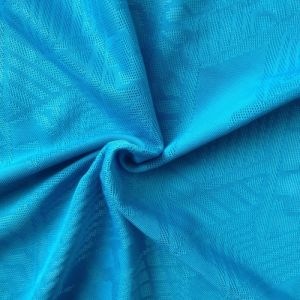 Poly/Spandex Knitting Jacquard Fabric (QF13-0690) pictures & photos