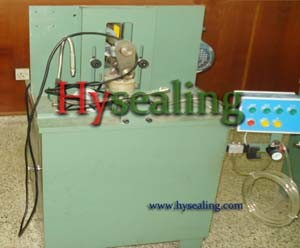 Outer Ring Groover Machine for Swg Gaskets Hysealing Hy-Grg pictures & photos