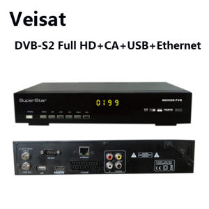 Full HD Digital TV Receiver With Internet Sharing and HDMI