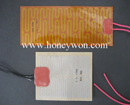 Polyimide Flexible Heaters Kapton Heaters Pi Film Heaters Polyimide Heaters Kapton Flexible Heaters