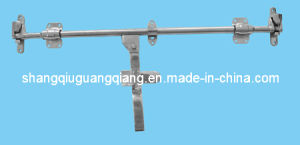 Hot and Best Sale Bar Lock of Van Truck Rear Door Parts and Refrigerated Cars Parts or Stainless Steel Hardware